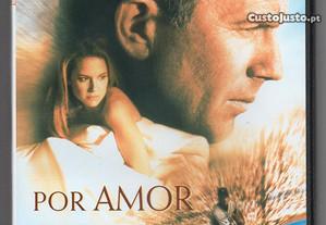 Por amor - DVD novo