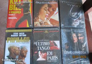 23 filmes em dvd