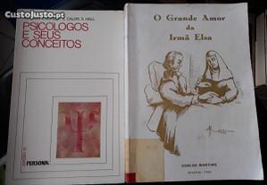 Obras de Vernon J. Nordby e Carlos Martins