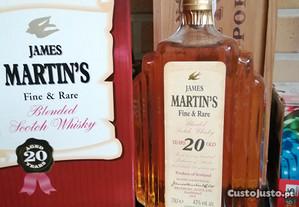 James Martin 20 anos