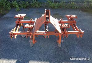 Escarificador Galucho 5 Bicos Usado Impecável