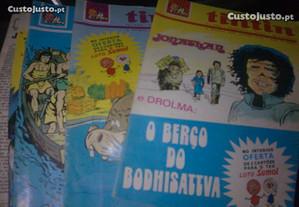 Revistas do Tim-Tim