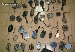 Varios Espelhos para Scooters