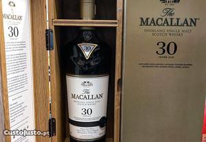 Macallan 30 anos
