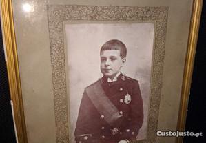 O Infante D. Manuel Cliché Bobone