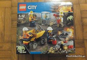 60184 Lego City - Mining Team