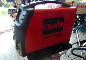 Aparelho de Soldar Telwin TechnoMig 260 Dual