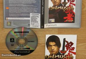 Playstation 2: Onimusha