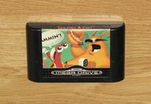 Mega Drive: ToeJam & Earl