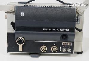 Projector de filme Super 8 Bolex
