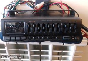 Amplificador e equalisador
