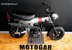 Bullit Heritage 50cc E4