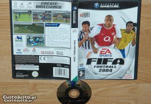 Nintendo GameCube: Fifa 2004