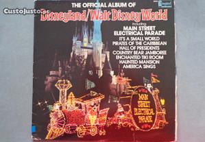 Disco vinil LP - Disneyland / Walt Disney World