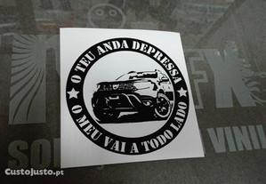 Autocolantes Dacia Duster