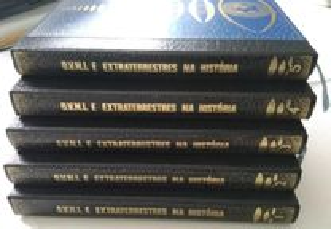 O.V.N.I. e Extraterrestres na História