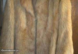 casaco de pélo nº 42