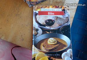 Culinária - Bifes - Receitas