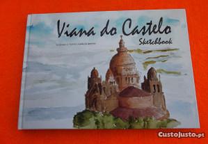 Viana do Castelo Sketchbook