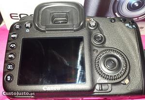 Canon 7D 18MP 50 mil Disparos ( Sem qq Marca Uso )