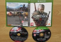 Xbox One: The Witcher 3