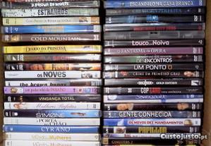 Filmes d v d vários recentes, originais, novos