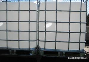 Deposito plástico de 1000 Litros -B/2