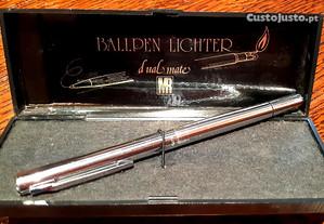 Caneta Ballpen Lighter