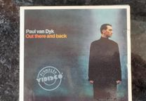 CD original Paul Van Dyk - Out There And Back