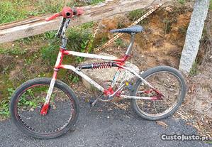 Bicicleta Bmx Antiga Roda 20