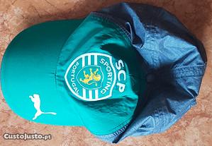 Boné Sporting oficial
