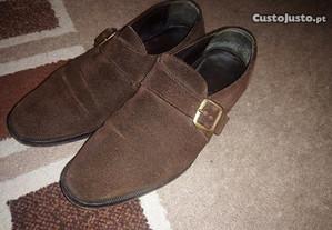 Sapatos massimo dutti n. 40 camurça