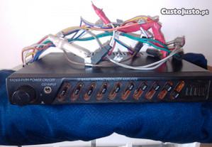 Amplificador e Equalizador