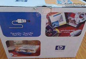 Leitor/gravador de CD's externo HP CD-Writer 8230e