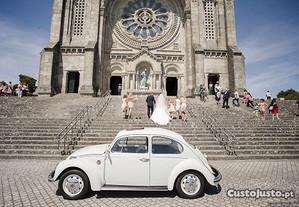 Casamentos-Carro Clássico Para eventos - Carocha