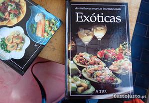 Culinária - Exóticas - Receitas