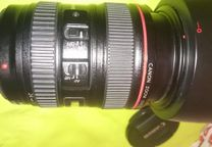 Lentes Canon Kit e Serie L Ver Fotos / Ler Anuncio