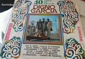Disco vinil LP digno Garcia impecavel