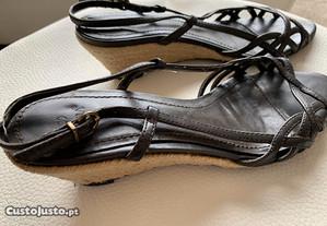 Sandálias de verão Zara