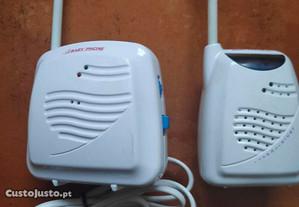 intercomunicadores bebé com sinal luminoso e voz