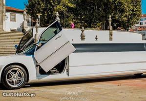 Chrysler 300 C Limousine - 16