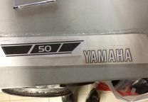 autocolantes yamha rd 50 jogo