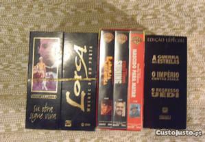 Coleções de Luxo VHS-Lorca