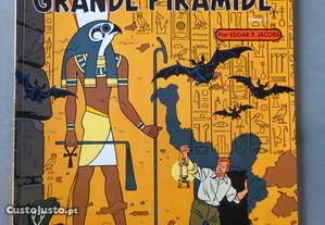 Livro - O Mistério da grande pirâmide - Tomo 1