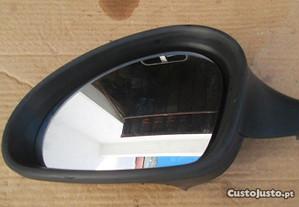 vidro + aro de espelho ESQ seat ibiza III 6L