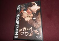 DVD-The 39 Steps-Alfred Hitchcock