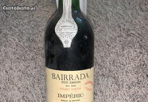 Império Bairrada garrafeira 1985