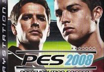 PES 2008 Pro Evolution Soccer 2008 PS3 PlayStati