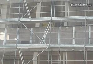 Andaimes Certificados para a Construção civil