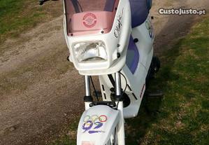 scooter famel olimpic com documento único